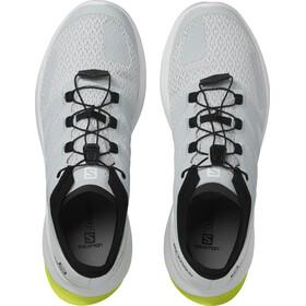 Salomon Sense Flow Shoes Herre illusion blue/white/safety yellow